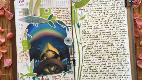 Writing as self-care – conversation with Trina O'Gorman